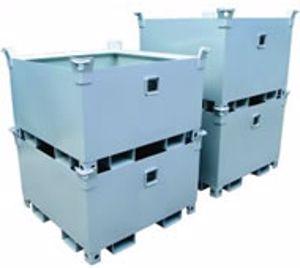 Picture of Stackable Crane Storage Bin 0.8m3 2000kg