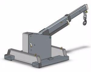 Picture of Tilt Jib Short Jib Attachment 2500Kg SWL