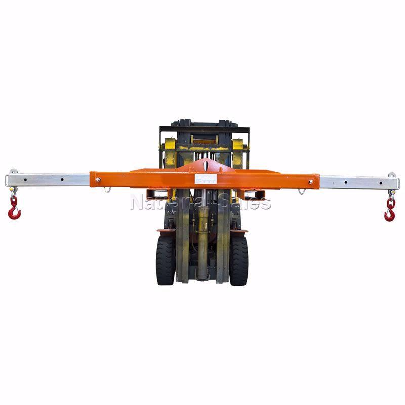 Stationary Load Inverter Pallet Inverter Bulle Pallet: Spreader Beam 10000 Kg Capacity