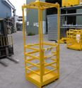 Picture of Crane Cage with Roof (1 Man)