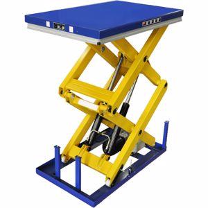 Picture of Double Scissor Electric Lift Table 1000kg - 4000kg