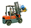 Picture of Budget Forklift Drum Rotator