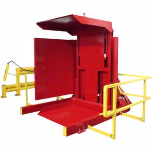 Picture of Floor Level Pallet Inverter 2000Kg Load Capacity