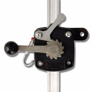 Picture of Rotatruck Ratchet Strap Load Restraint with Aluminium Slide Bar
